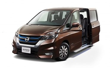 Nissan Serena or similar