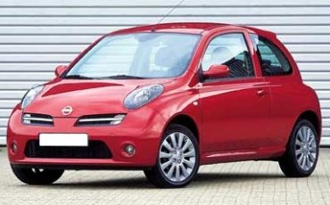 Nissan Micra or similar